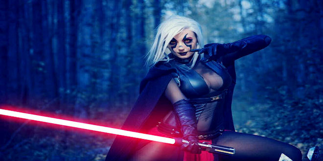 Jessica Nigri Hot Cosplay Gallery 40 x Images - Our Love is a Lie